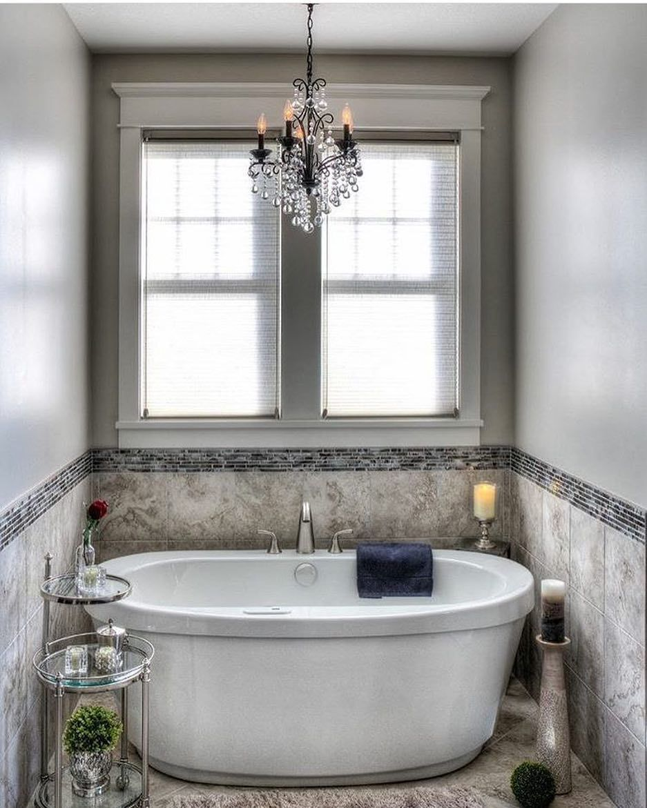 Nice 40 Modern Small Bathroom Decor Ideas On A Budget ...