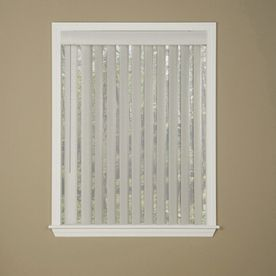 Custom Size Now By Levolor 3 1 2 W X 84 L Crown White Vertical Vanes Shades Blinds Blinds Blinds For Windows