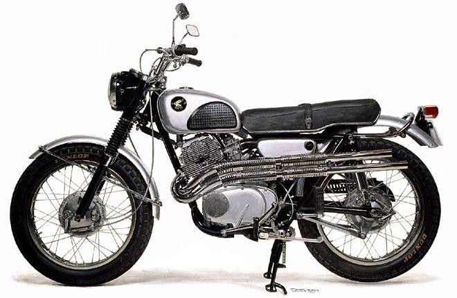 Electrical Wiring Diagram Of Honda Cl 72 250cc Binatani Com Honda Scrambler Vintage Honda Motorcycles Honda
