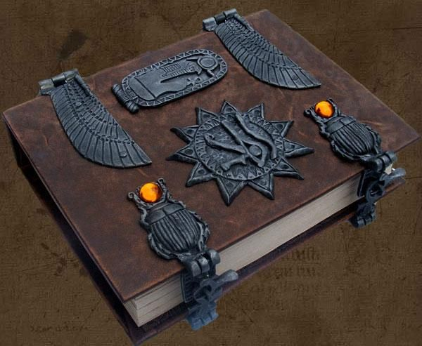 Rare and Secret Magic Spell Books and Collections