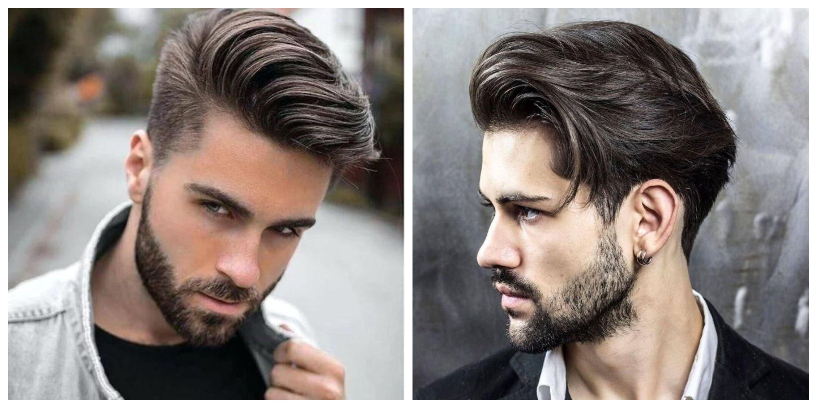 12 Ideen für mittlere Frisuren für Männer: Hit-Trends 12 12