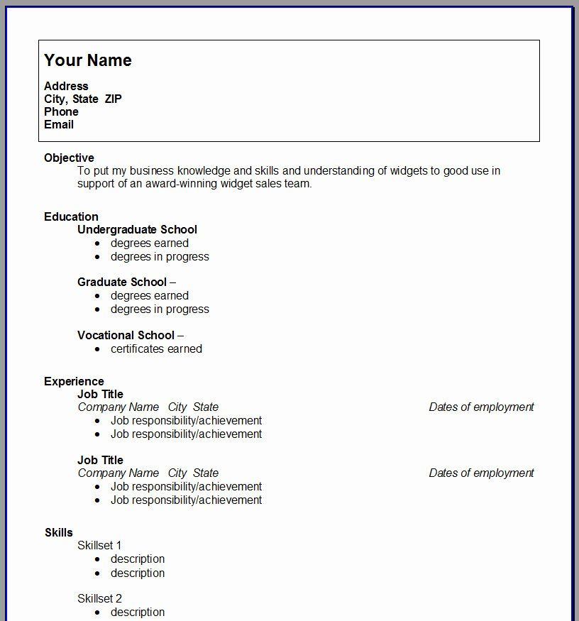 40 Resume Template College Student In 2020 College Resume Template Student Resume Template College Resume