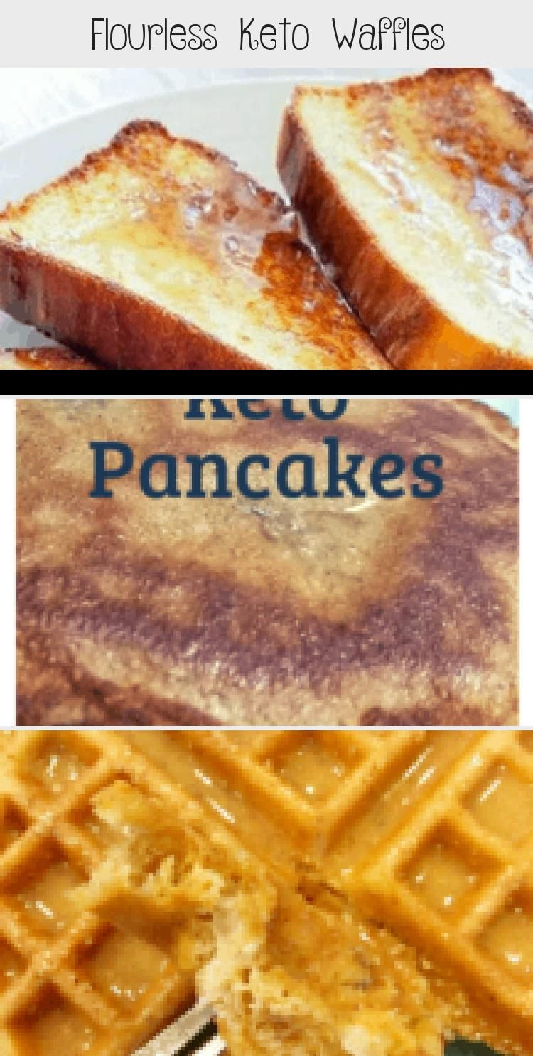 Flourless keto wafflesno dairy and can be nut free