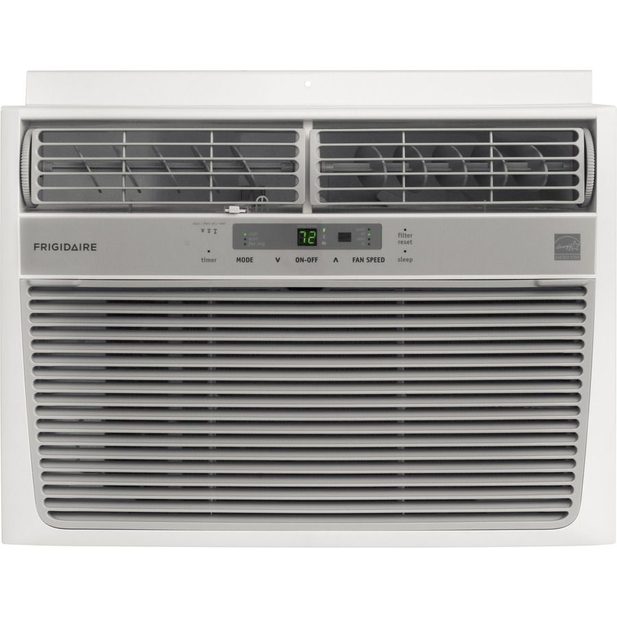 Frigidaire 450 Sq Ft Window Air Conditioner 115 Volt 10000 Btu Energy Star Lowes Com Window Air Conditioner Air Conditioner Portable Air Conditioner