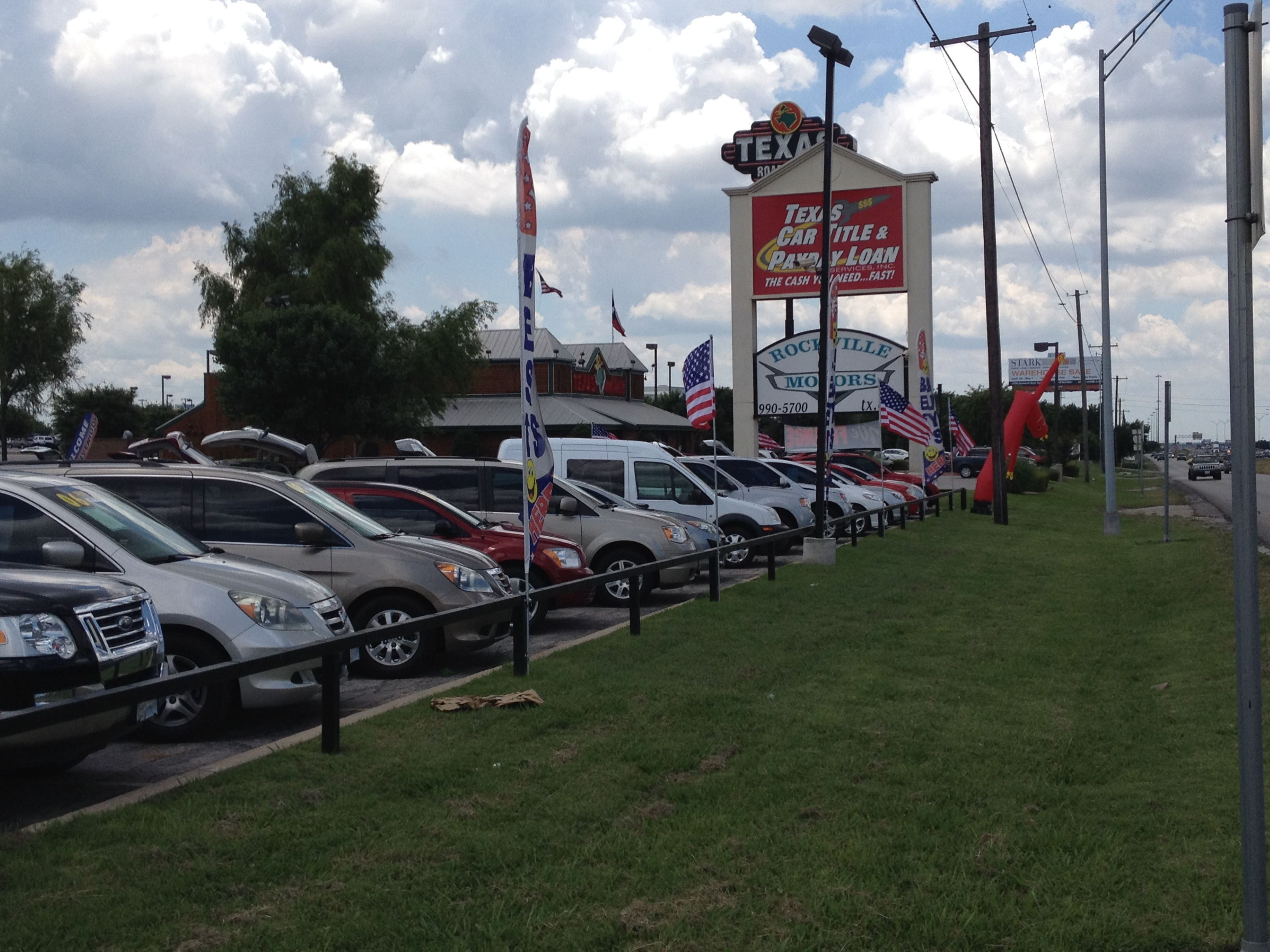 Used Cars Round Rock Auto Group | Rockville Motors | Used Cars ...