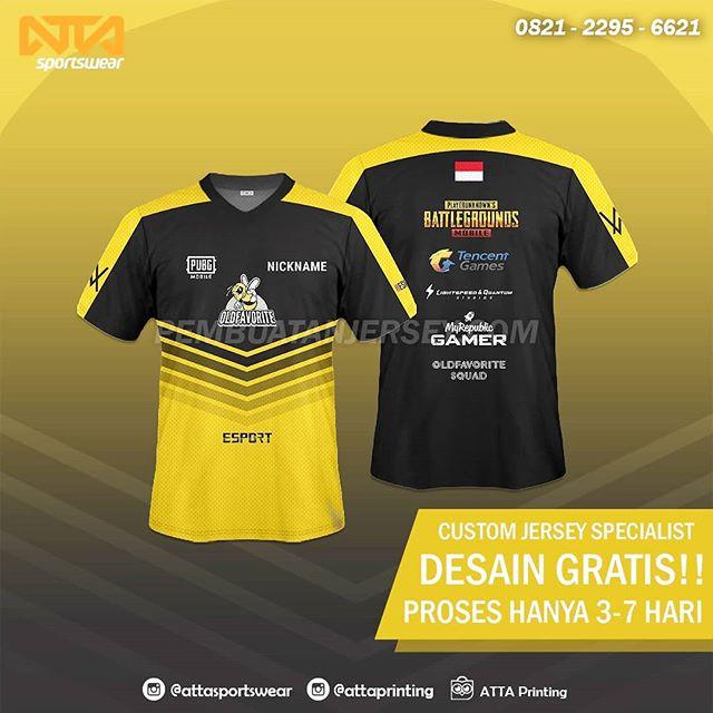Download Bikin Baju Team Esport Jersey Gaming Foto Dan Video Instagram Custom Jerseys Shirt Template Sleeves Clothing