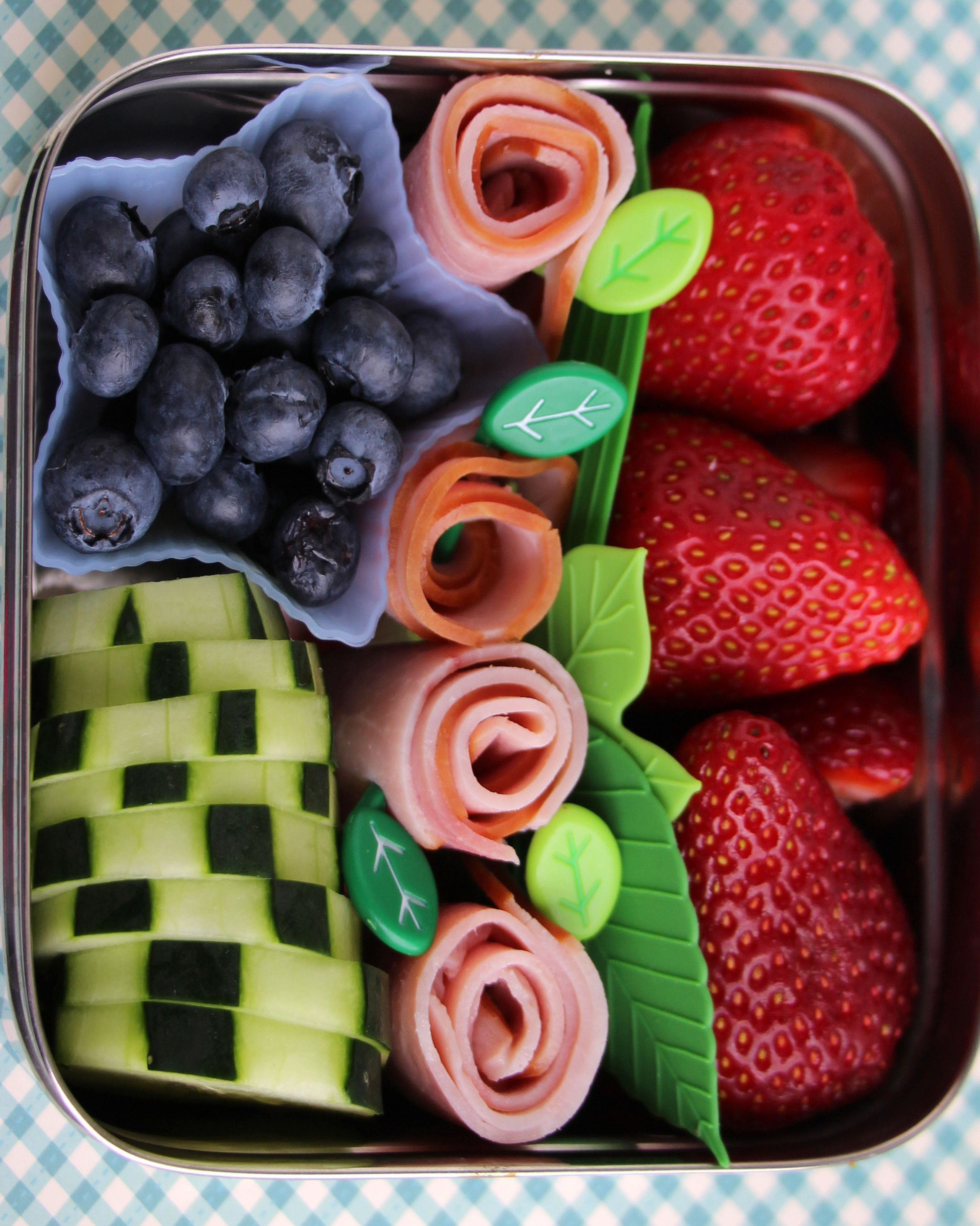 12 Super-Cool Kids' Bento-Box Lunches You Can Actually Make #bentoboxlunch