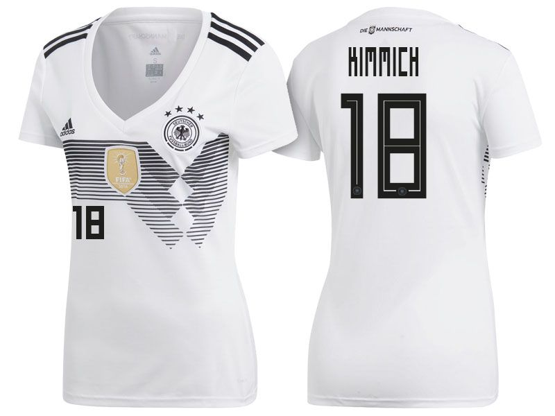 check out dd014 30356 2018 Germany World Cup Football Shirt joshua kimmich Women ...