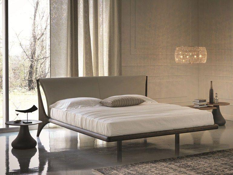 Cama doble con cabecera tapizada NELSON - Cattelan Italia | Beds ...
