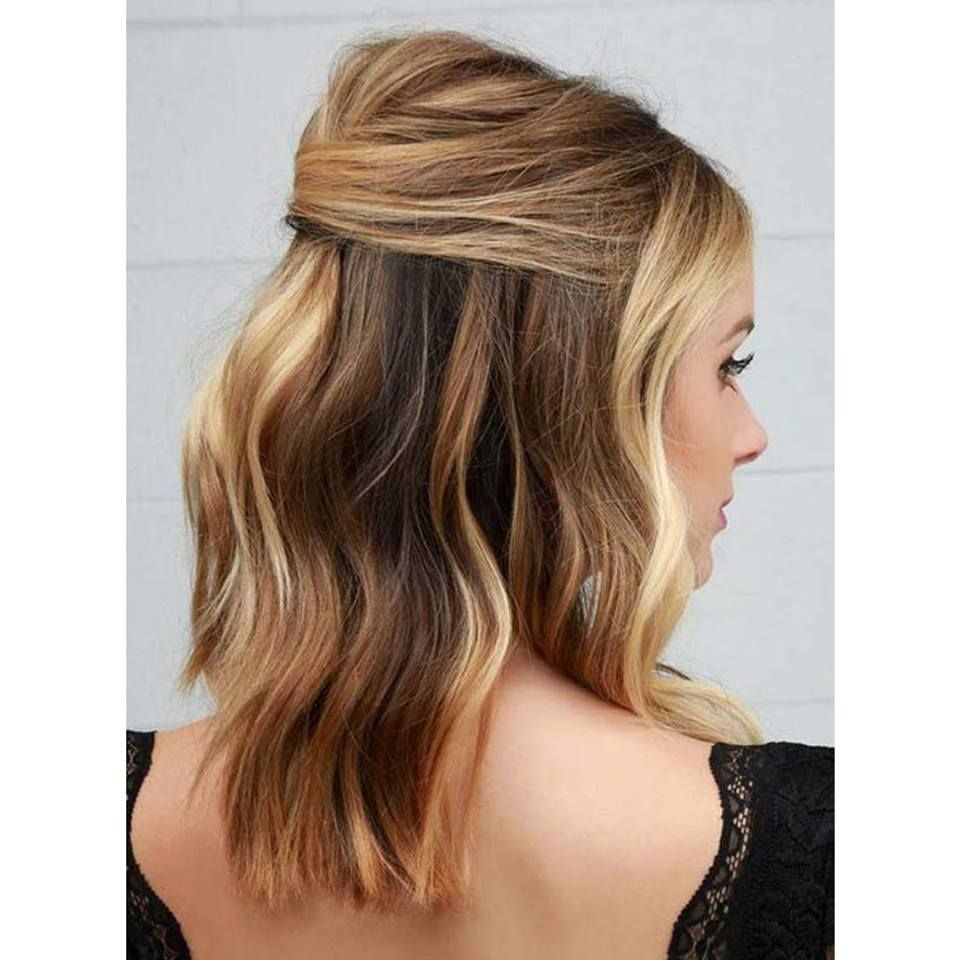 Easy Hairstyles For Short Hair To Do At Home Magnificent 46 Exquisitely Beautiful Diy Easy Hairstyles To Turn You Into A Diva