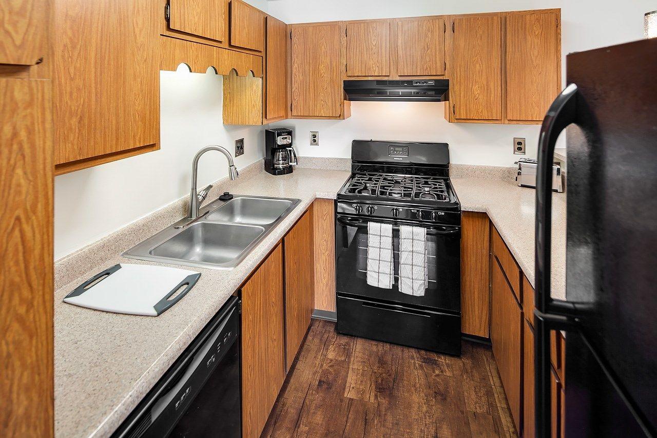 Upgraded Kitchen Apartmen Rental Kentwood