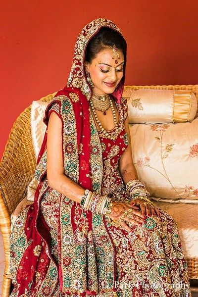 This Indian Bride And Groom Prepare For Their Day In Style Our Maharani Gets