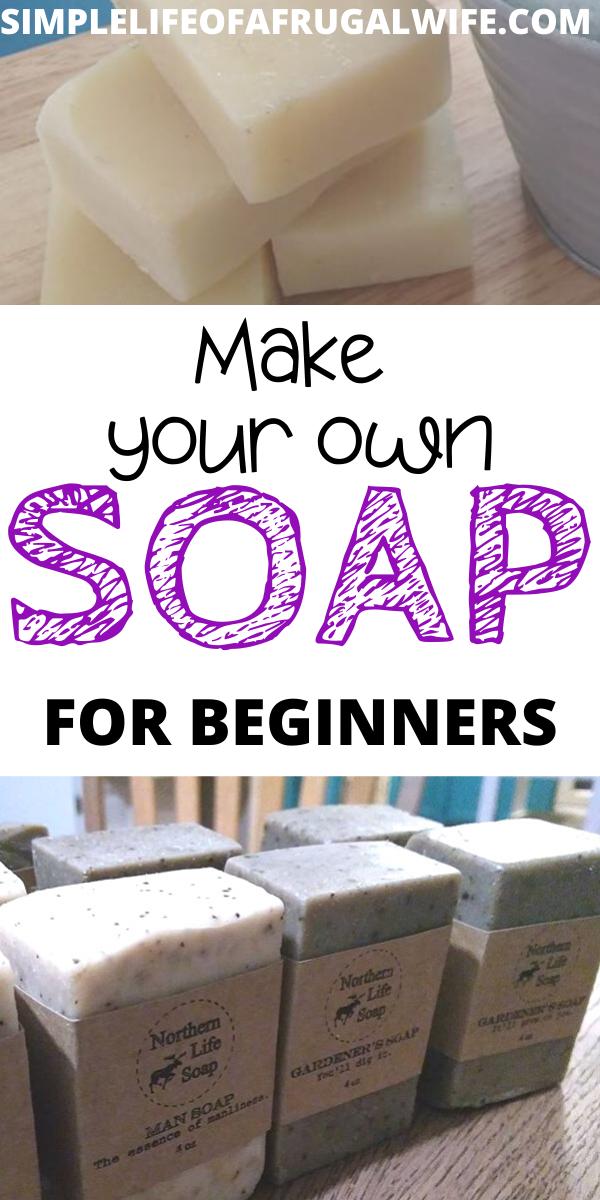 How To Make Homemade Soap Bars Simple Life Of A Frugal Wife Homemade Soap Bars Natural Soaps Recipes Homemade Soap Recipes