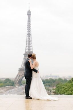 Elopement May 26/2014 Paris. French Grey Photography