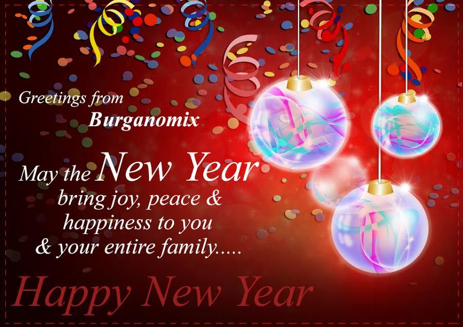 May The New Year Bring Joy Peace Happiness To You Your Entire
