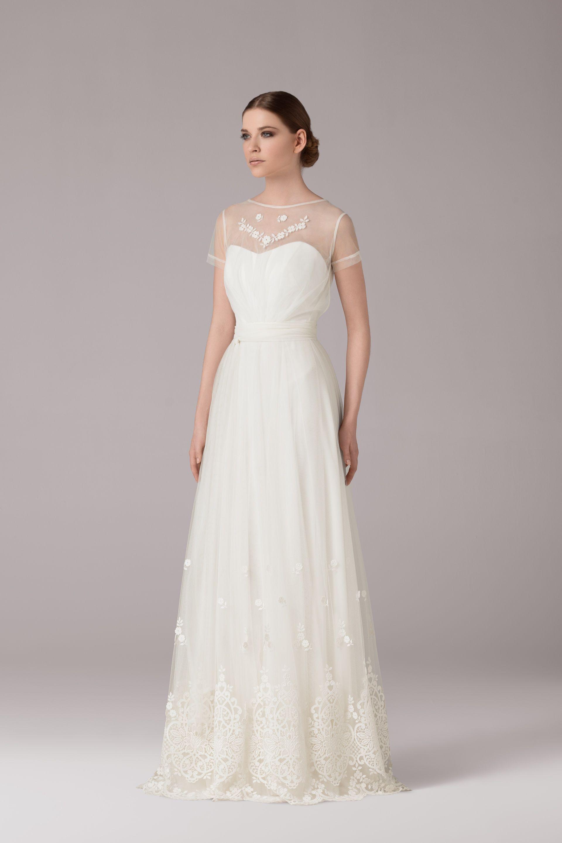Annakara - GEORGIA  Hochzeitskleid retro, Kleid hochzeit