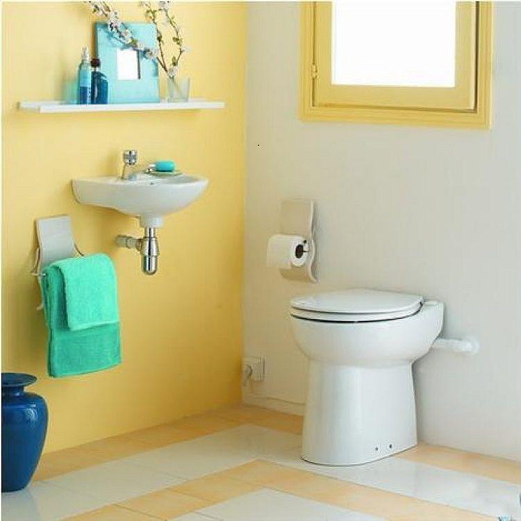 Sanitarios pequeños y aseos- diseños prácticos y funcionales | Baño ...