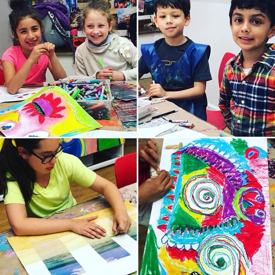 Fun Times At Summer Art Classes Kids Art Class Art Classes