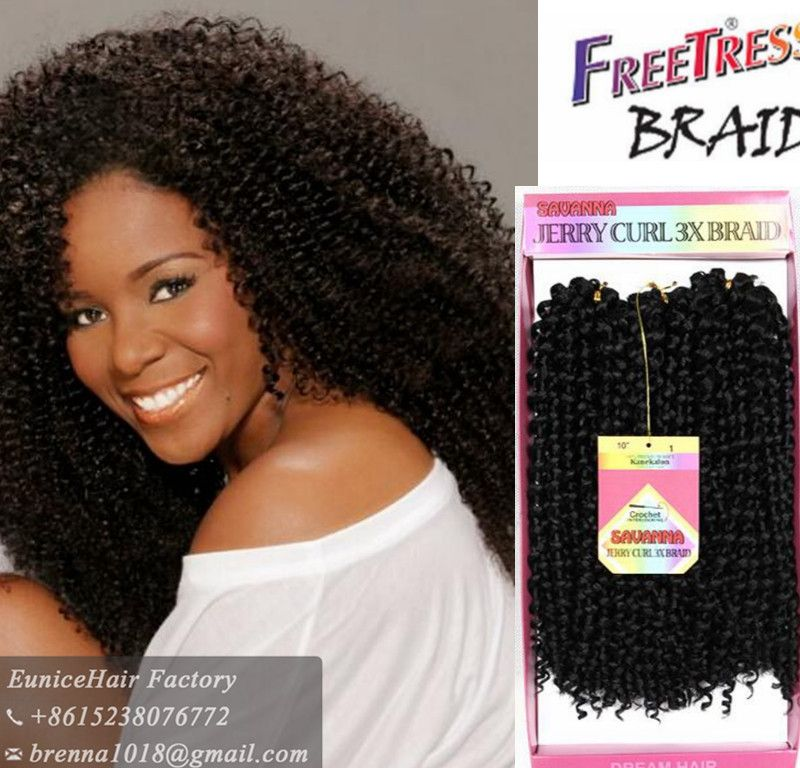 Find More Bulk Hair Information About 2017 New African Freetress
