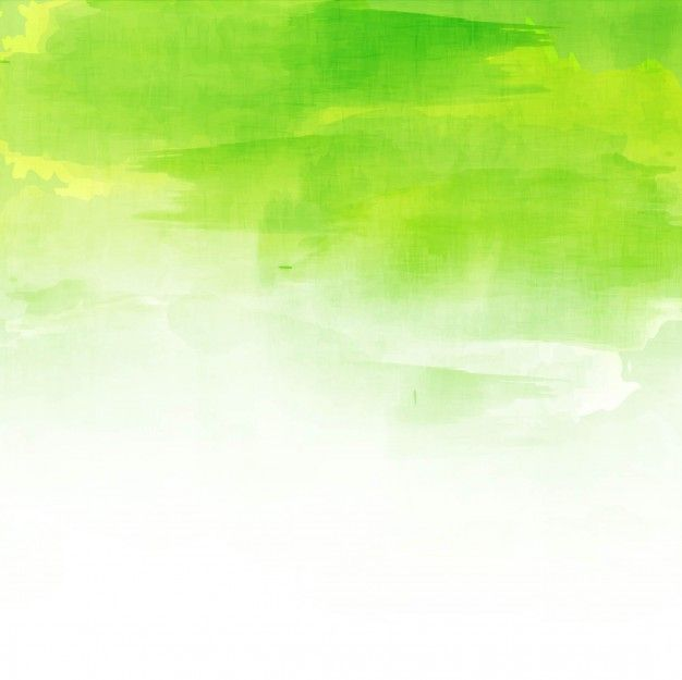 Download Green Watercolor Background Design For Free Green
