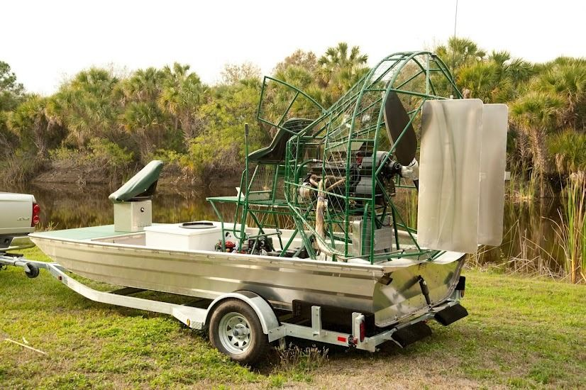 Spray Boat picture 36309   Airboats & Air Boat watercraft