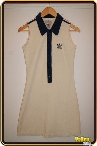 Vintage Adidas Tennis Dress Tennis Clothes Nineties Fashion Tennis Dress