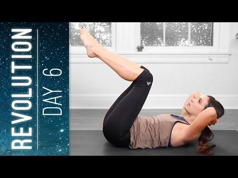 Revolution - Day 6 - Attention (and Abs) Practice - YouTube