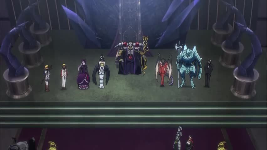 Watch Overlord Season 3 Episode 9 English Dubbed Online for