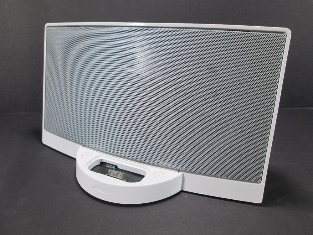 Bose Sounddock Digital Music System - TESTED - NO POWER CORD