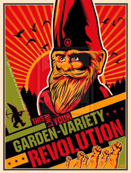 Gnome Revolution This Ain T Your Garden Variety Revolution