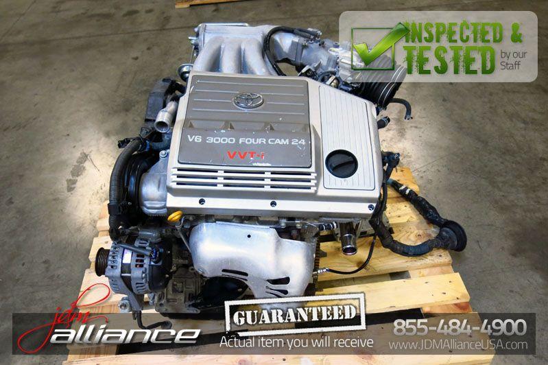 FS: JDM 99-06 Toyota 1MZ-FE 3 0L DOHC VVTi V6 Engine 1MZ FWD