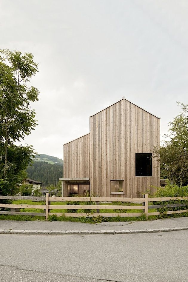 Architektur sterreich google zoeken architektur - Holzhaus architektur ...