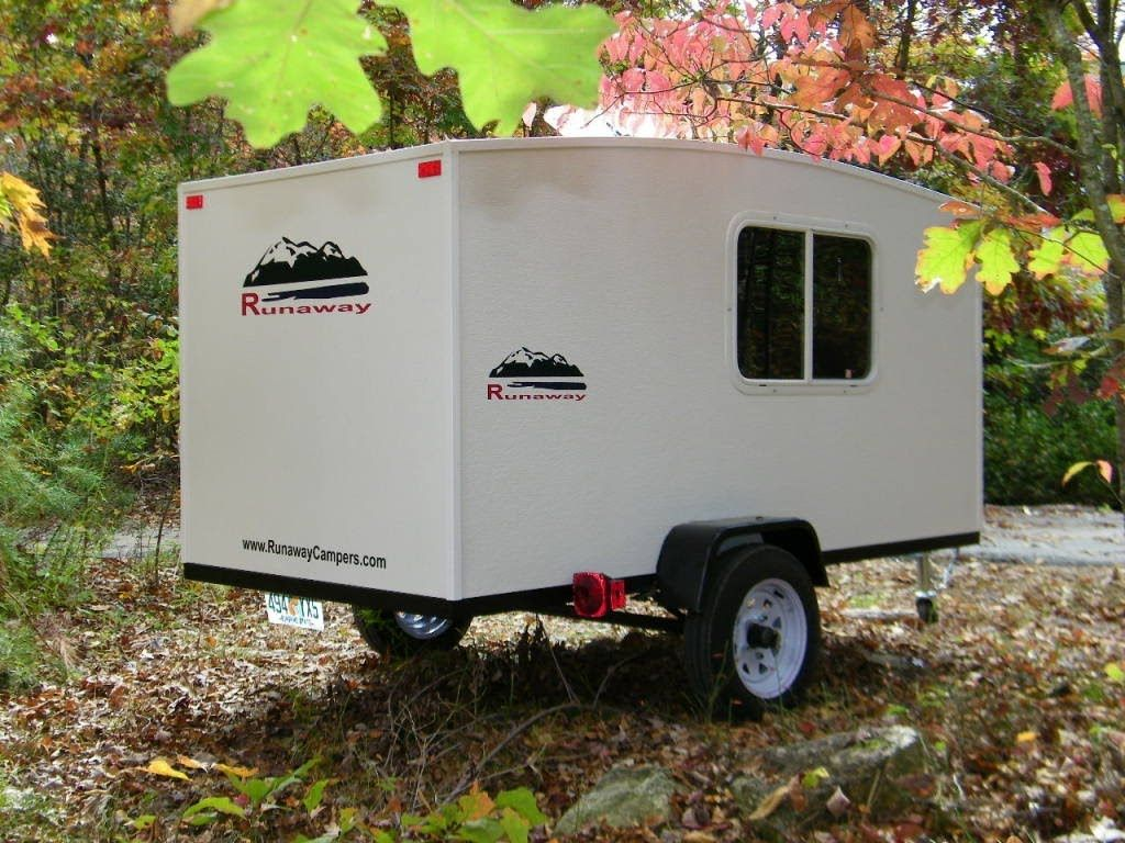 Harbor Freight Trailer Camper Plans Google Search