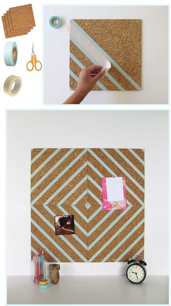手作系必備--紙膠帶的20種好用法(下篇) | VIVO MIA