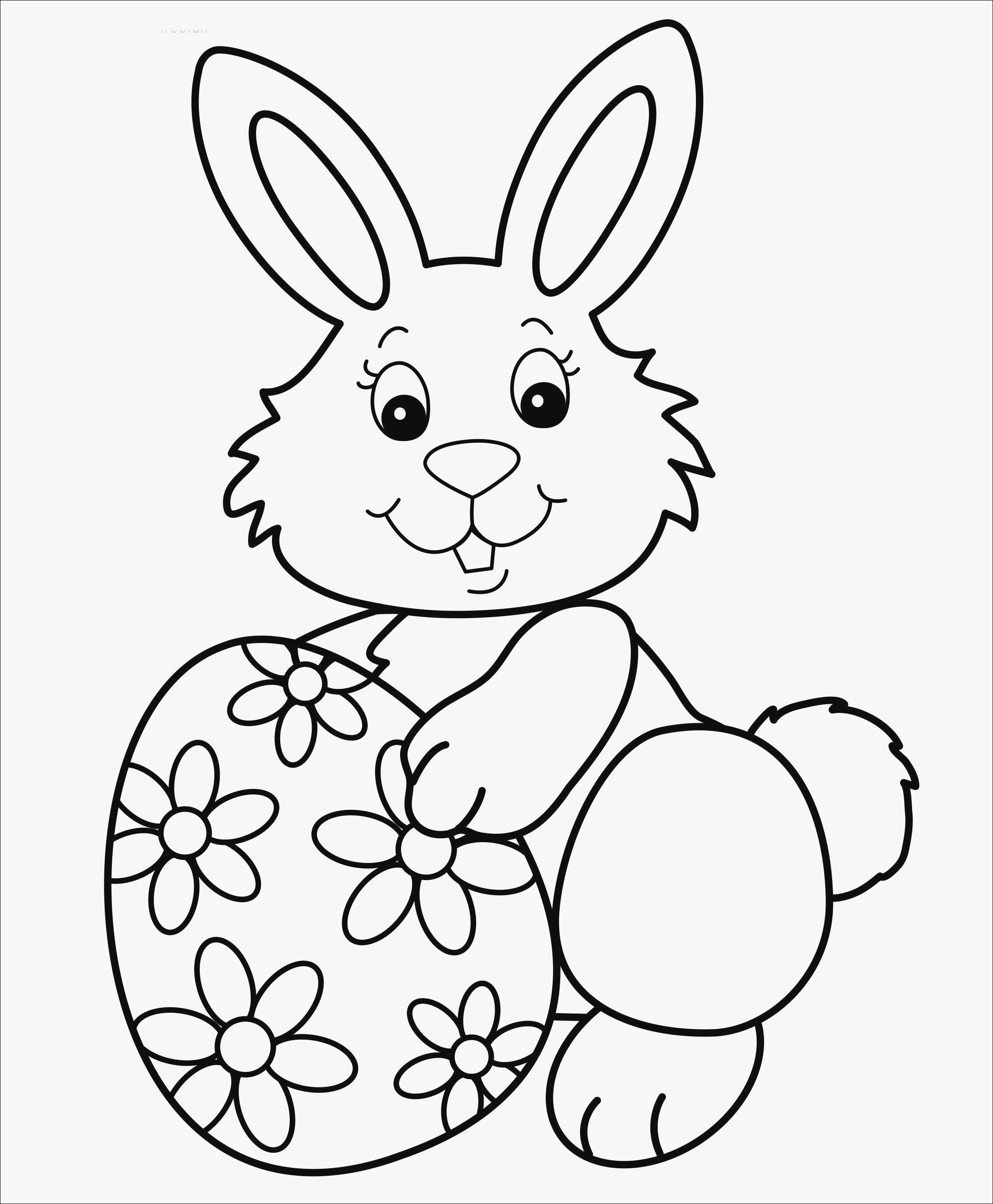 Einzigartig Hase Zum Ausdrucken Farbung Malvorlagen Malvorlagenfurkinder Osterhase Malen Ostern Hasen Basteln Malvorlage Hase