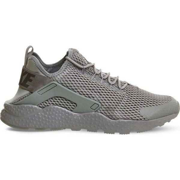 Nike Air huarache Run Ultra leather and