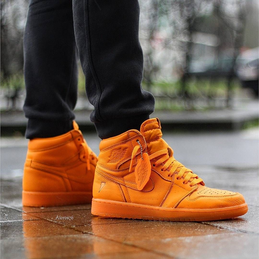 new styles ea18f 1cf69 Air Jordan 1 Retro High Gatorade