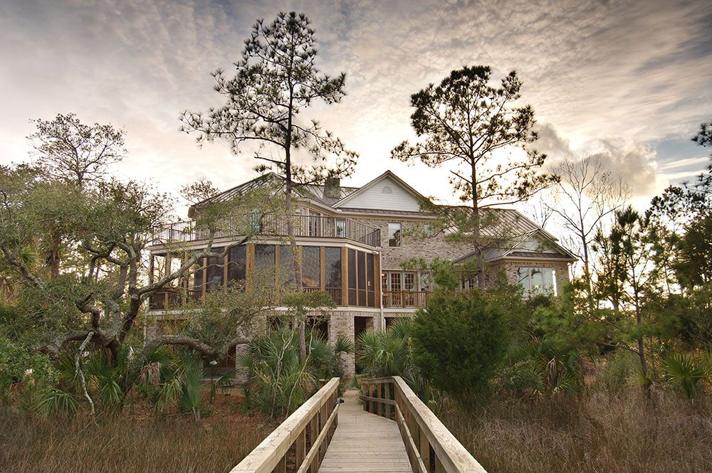 Projects, Charleston Architects, Homes, Custom Design, Allen Design Inc.