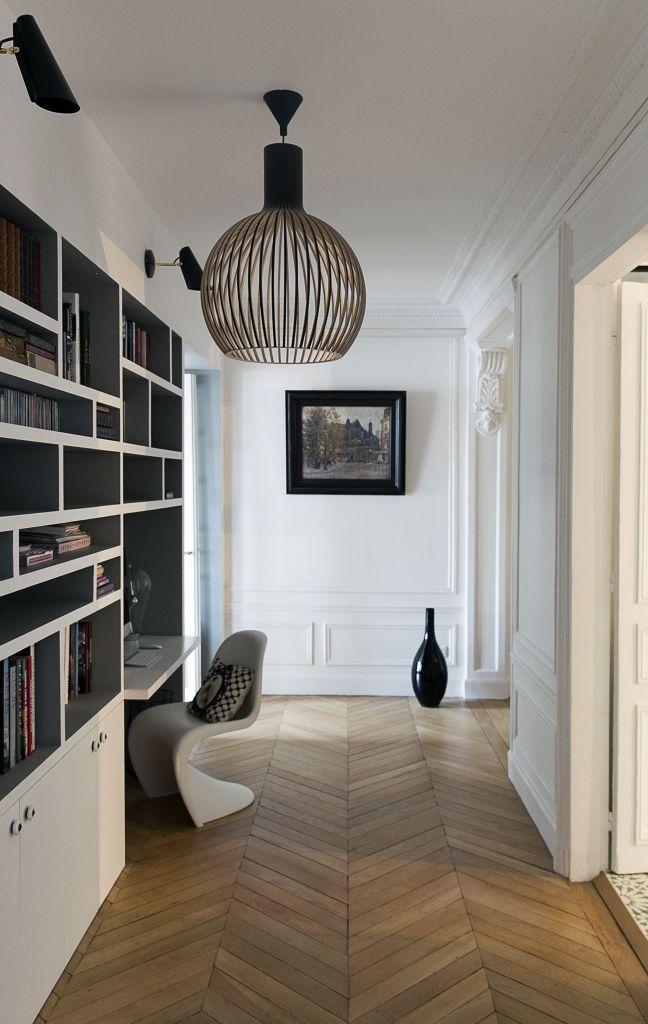 Entzuckend Inspiratieboost: 12x Een Handige Home Office In De Gang