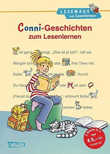 lesemaus zum lesenlernen sammelbände connigeschichten