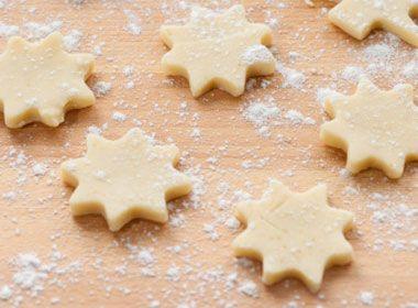 Recette de pate a biscuits de noel