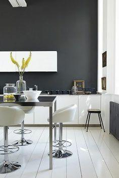 Peinture : quel gris pour mes murs ? | Cuisines design ...