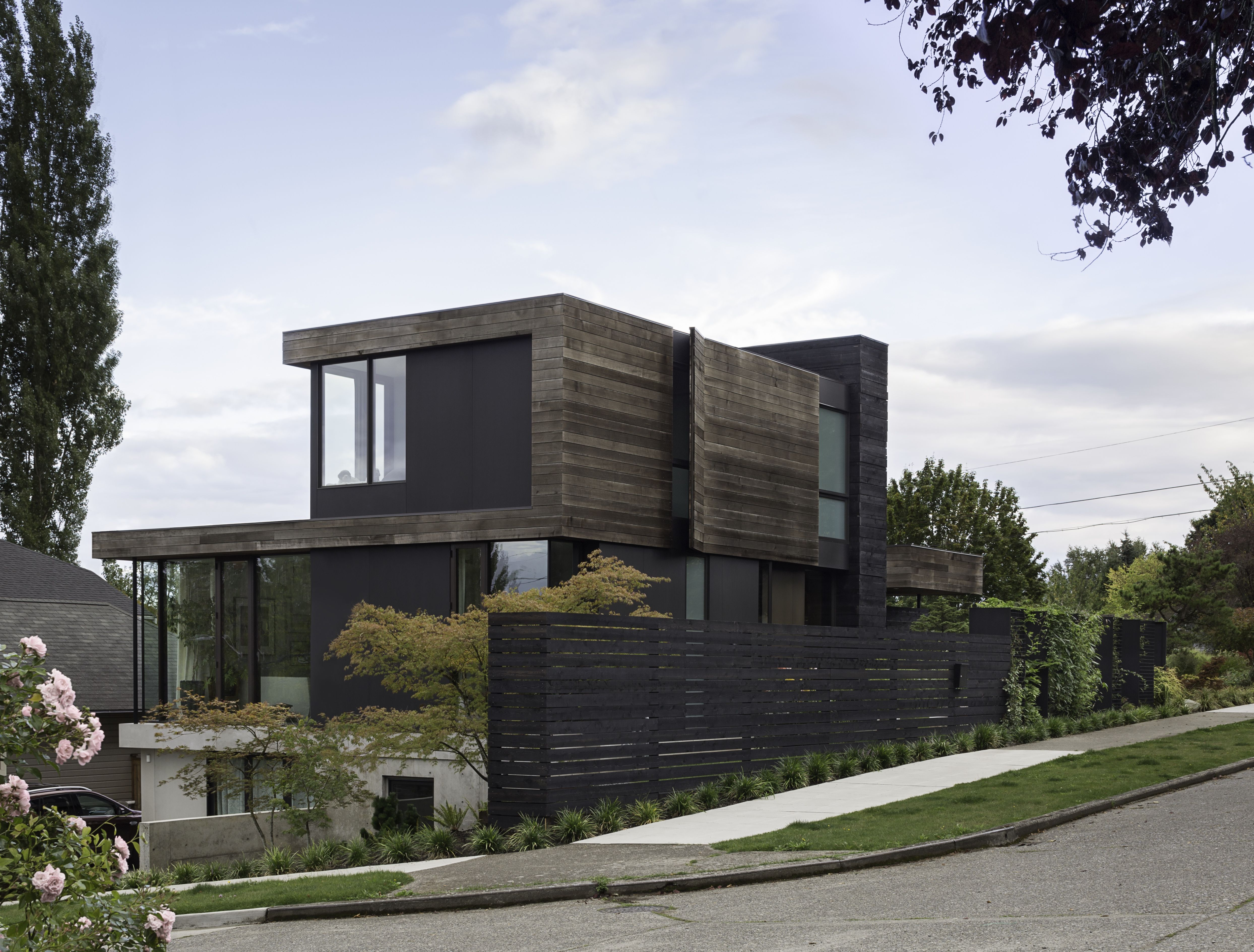 Mw works architecture - Mw Works Architects The Helen Street House Seattle