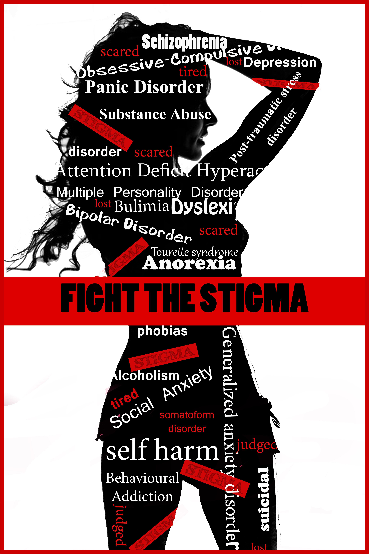 Mental Illness Anxiety Stigma