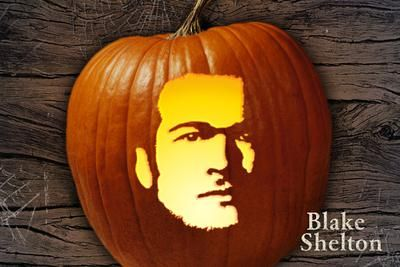 Have Taylor Swift Carrie Underwood Luke Bryan Miranda Lambert Or Other Country Stars On Your Front Porch Halloween Night With GACs Pumpkin Carving