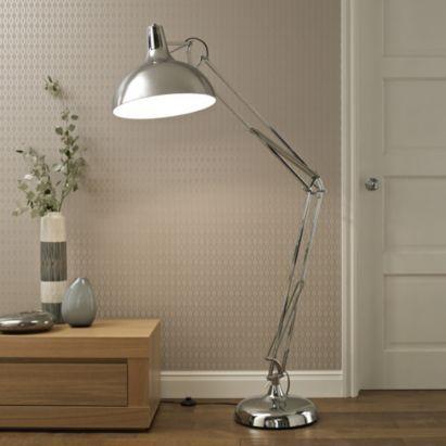 Attractive Tecton Floor Lamp Sketch - Home Floor Plans - suchcrutex.info