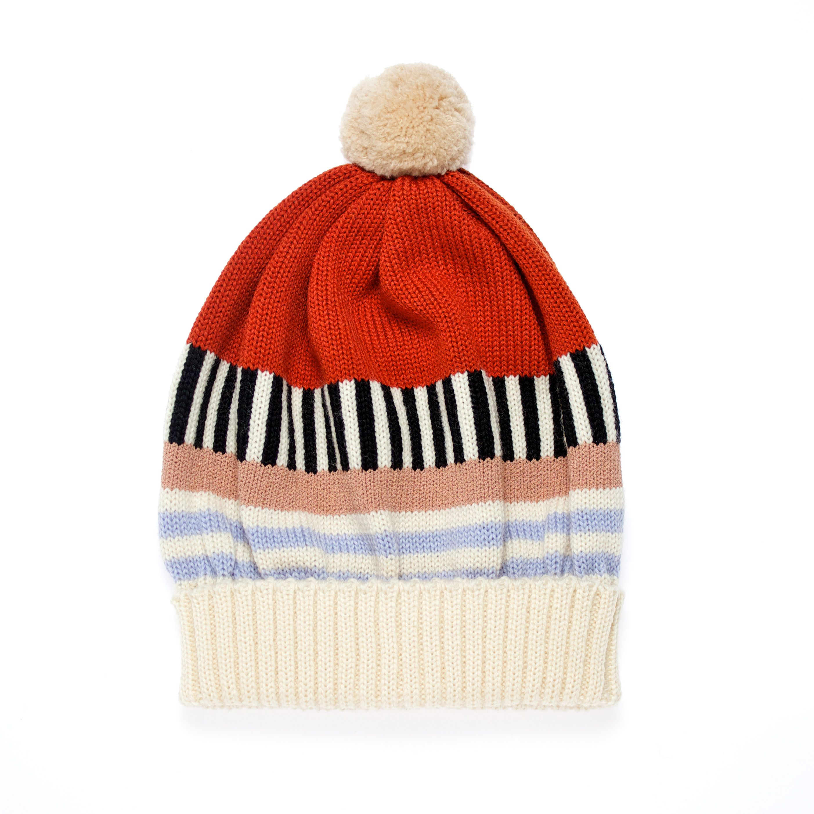 c7937a35a8c ... promo code for back to memphis margot me knit hat katie fair isle beanie  multi color