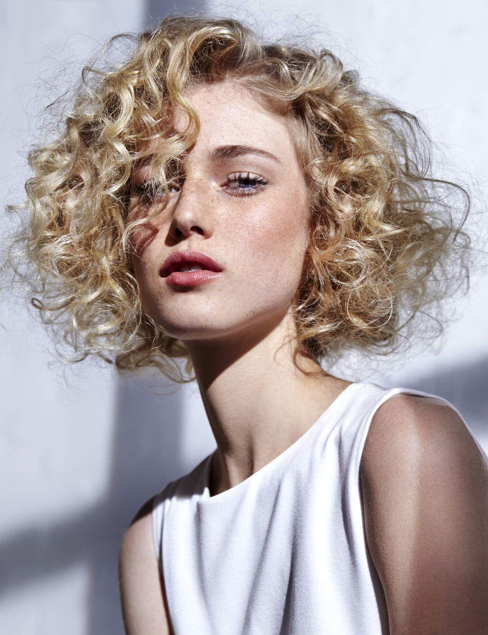 Carré permanenté recherche google hair pinterest curly