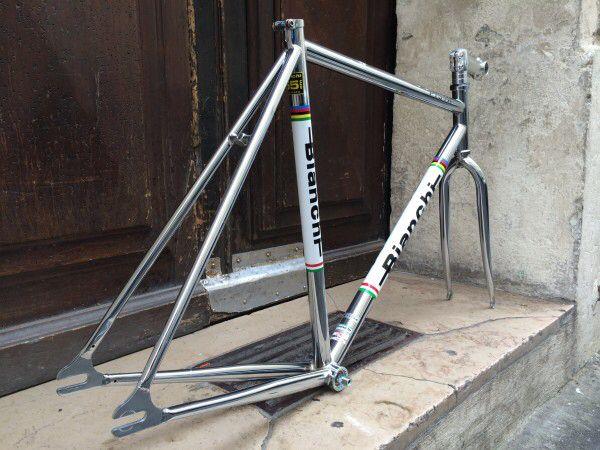 Bianchi Pista Steel