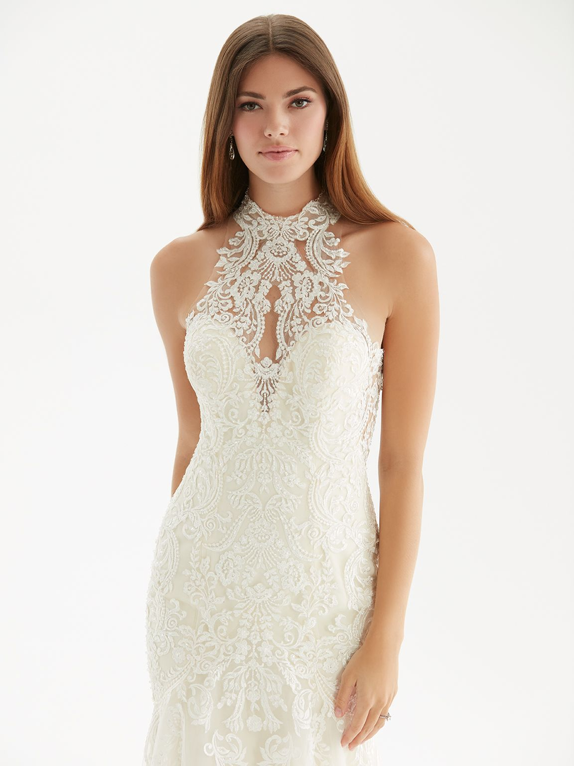 Allure Madison James MJ418 --- New York Bride & Groom {Charlotte ...